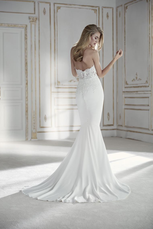 Robe de Mariée PACIANA | Blanc Couture